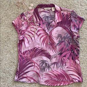 Tommy Bahama Silk Top